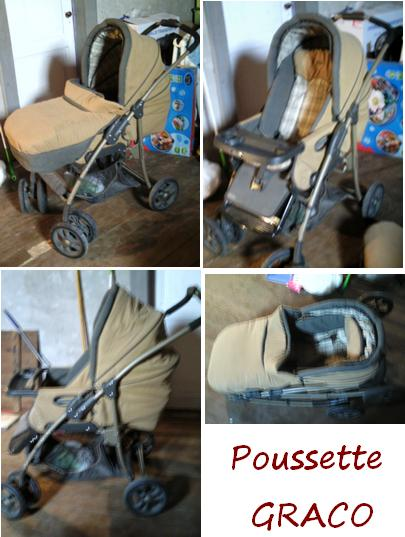 poussette transformable en landau
